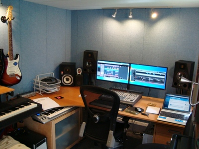 how to build a soundproof room for music
